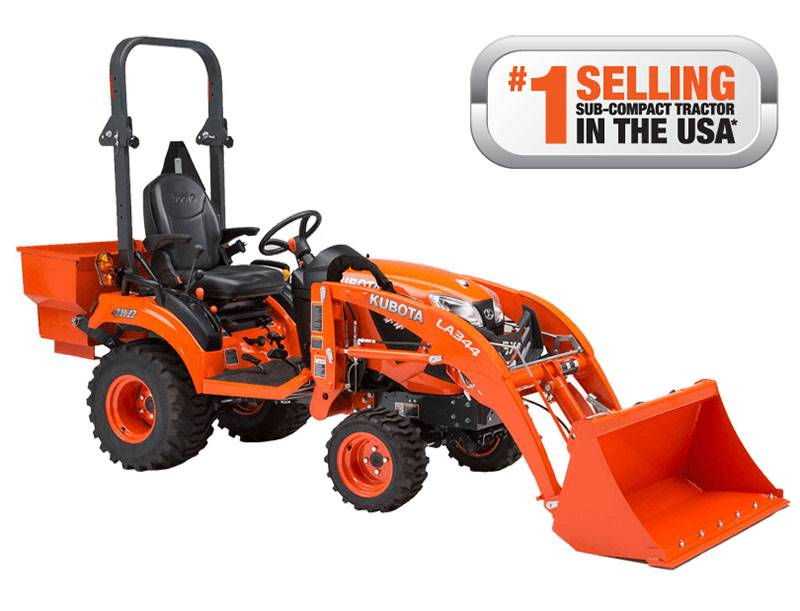 Kubota BX1880 - Price Includes a Mower Deck