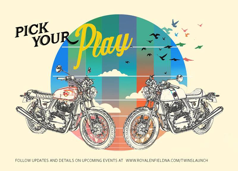Royal Enfield - Pick Your Play - 8 - City Tour