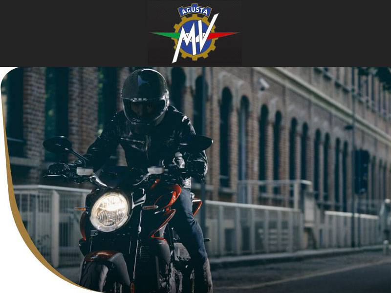 MV Agusta - 3 Years Free Service for 3-Cylinders in The UAE