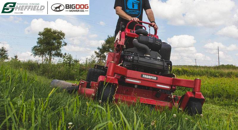 Big Dog Mower - Sheffield Financial