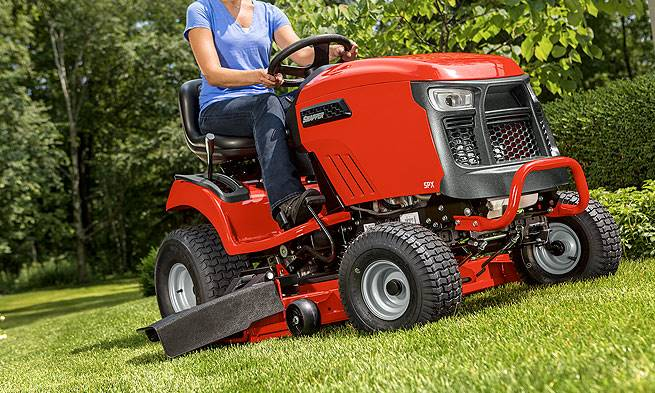 Snapper - April Lawn Tractor Savings