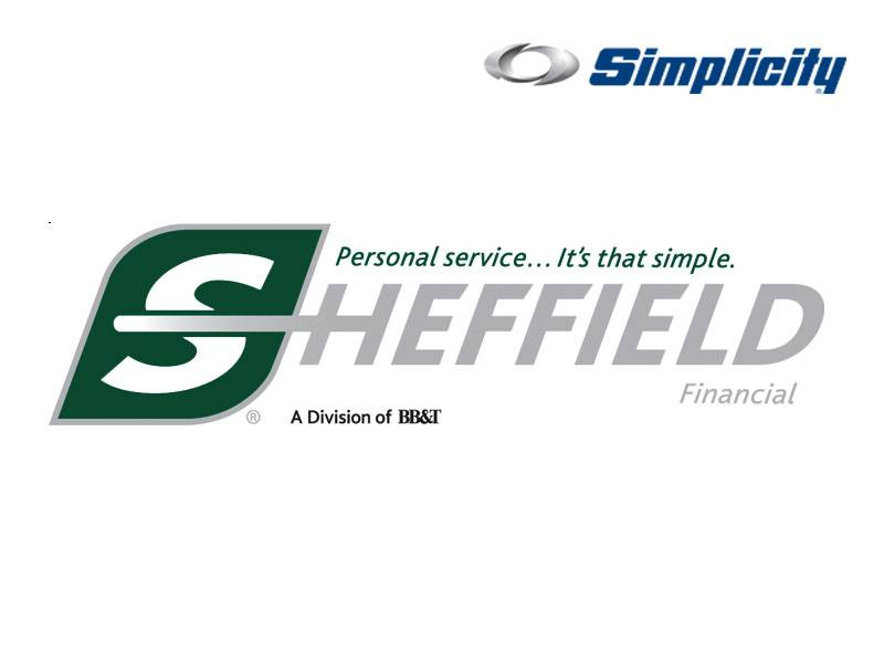 Simplicity - Sheffield Financial Programs