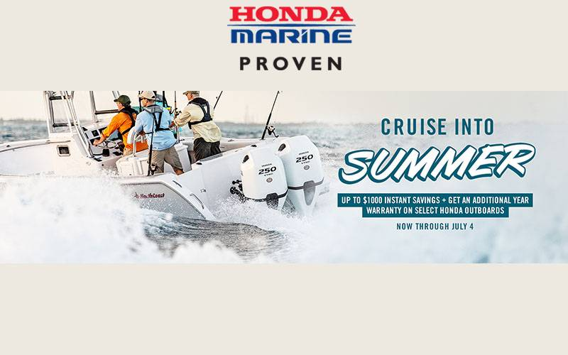 Honda Marine - Cruise Into Summer
