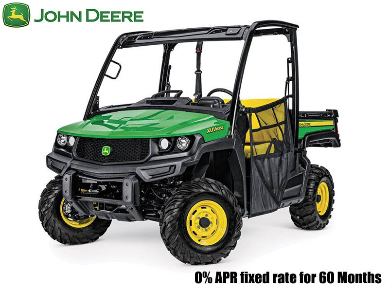 John Deere - 0% APR fixed rate for 60 Months on XUV/HPX/RSX Gator UTVs