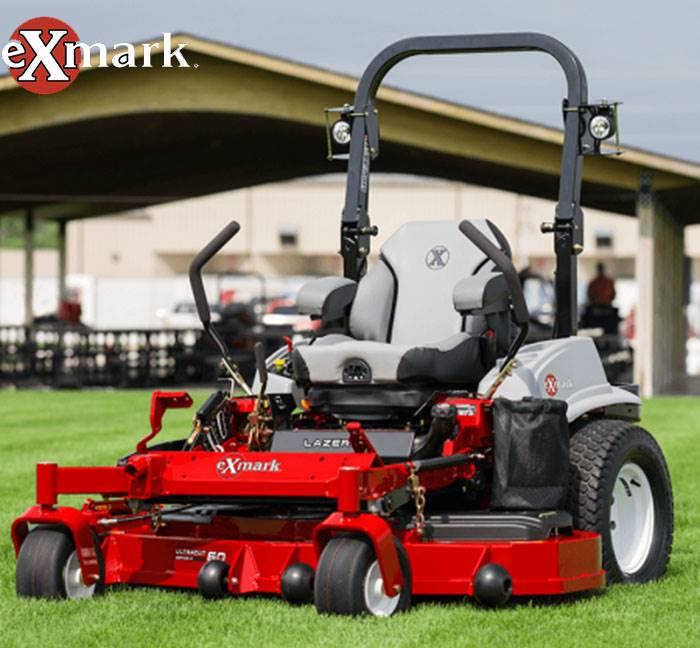 Exmark - National Promo Pricing on Lazer Z E-Series Mowers