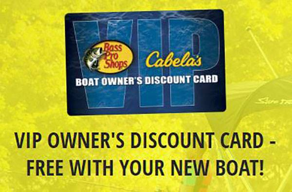 Tracker - Free Owners Discount Card!
