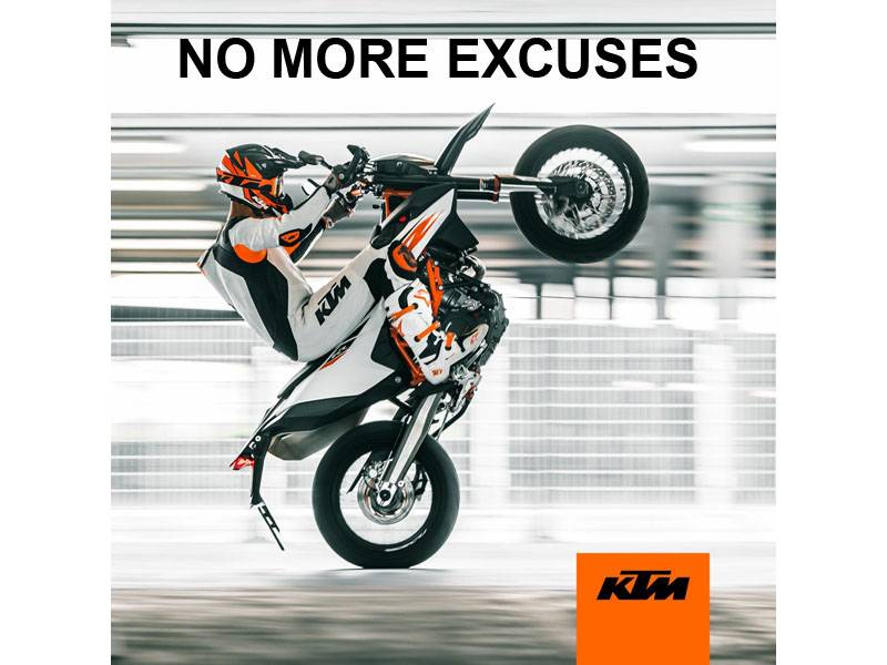 KTM - No More Excuses