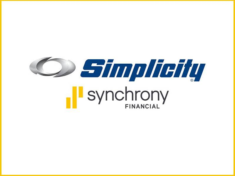 Simplicity - Synchrony Bank Special Financing Offers