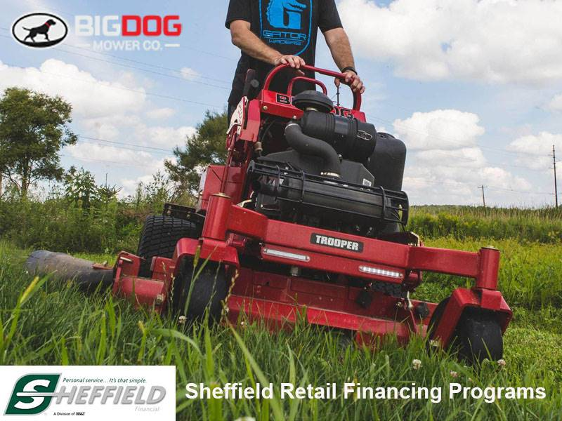 Big Dog Mower - Sheffield Retail Financing Programs