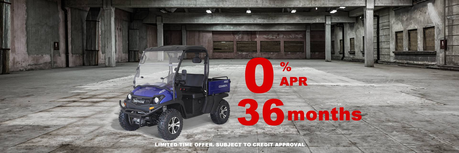 Bennche - 0% APR for 36 Months