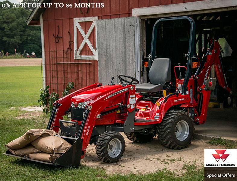 Massey Ferguson - 0% for 84 Months