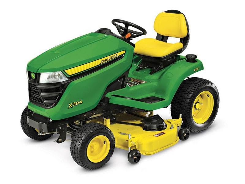 John Deere - 4.90% APR fixed rate for 48 months AND Save $200 on X330/X350