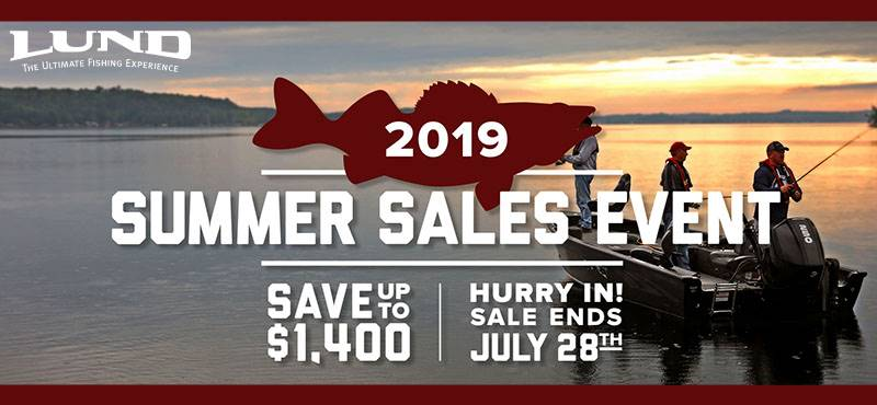 Lund - Summer Sales Event