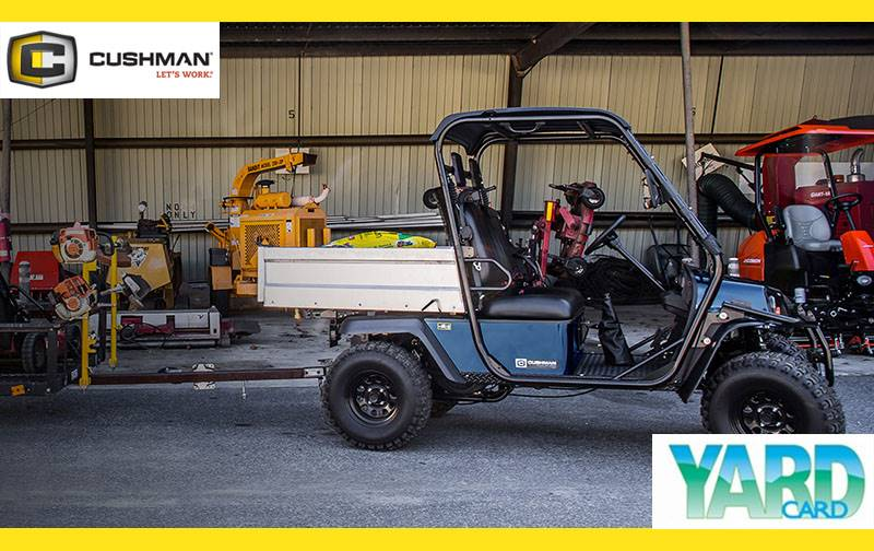 Cushman - Yard Card Financing