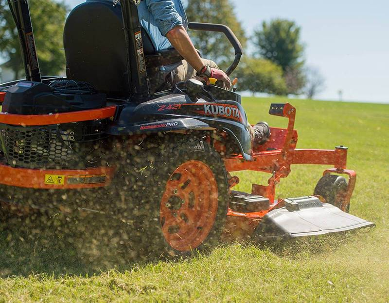 Kubota - Customer Instant Rebates (CIR) - Mowers