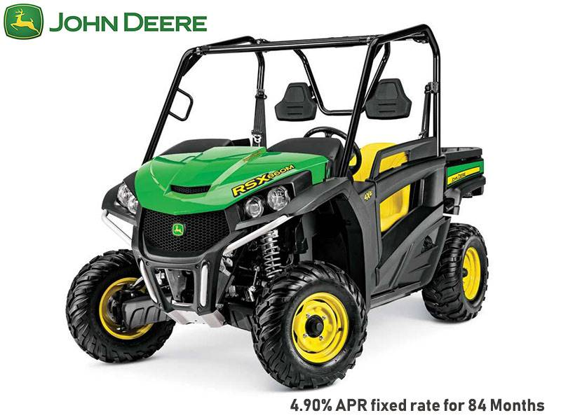 John Deere - 4.90% APR fixed rate for 84 Months