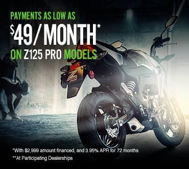 Kawasaki Z125 PRO OFFER