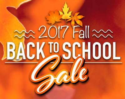 Kymco - Fall Back to School Sale