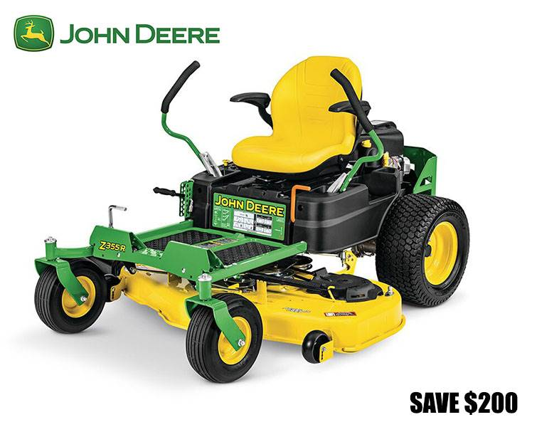 John Deere - Save $200 on Z300 Series
