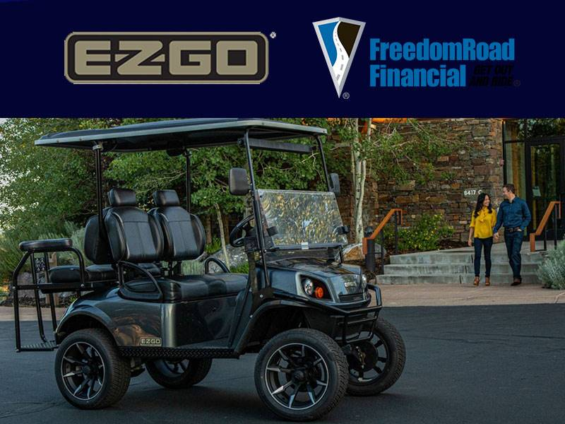 E-Z-GO - FreedomRoad Financial