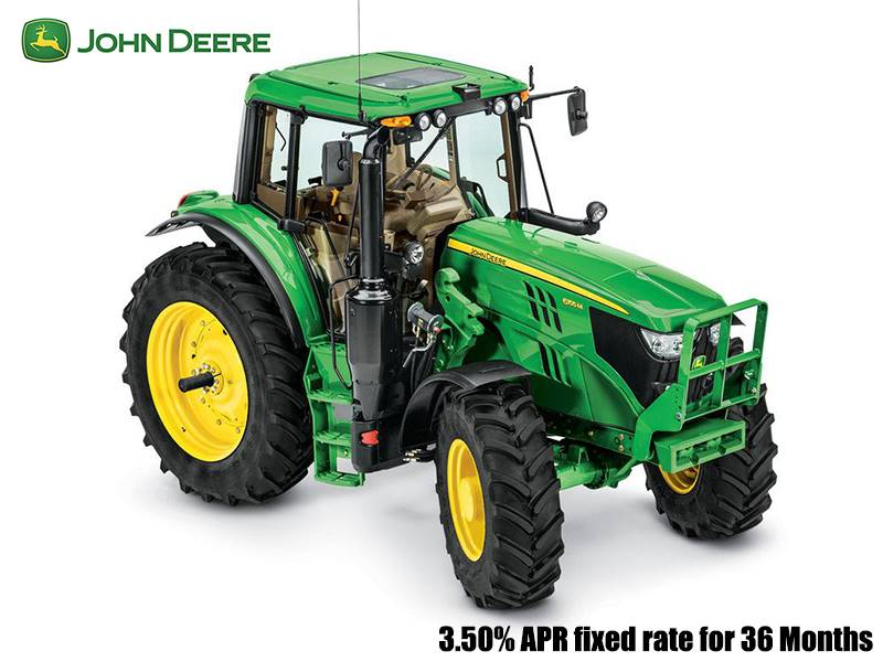 John Deere - 3.50% APR fixed rate for 36 Months