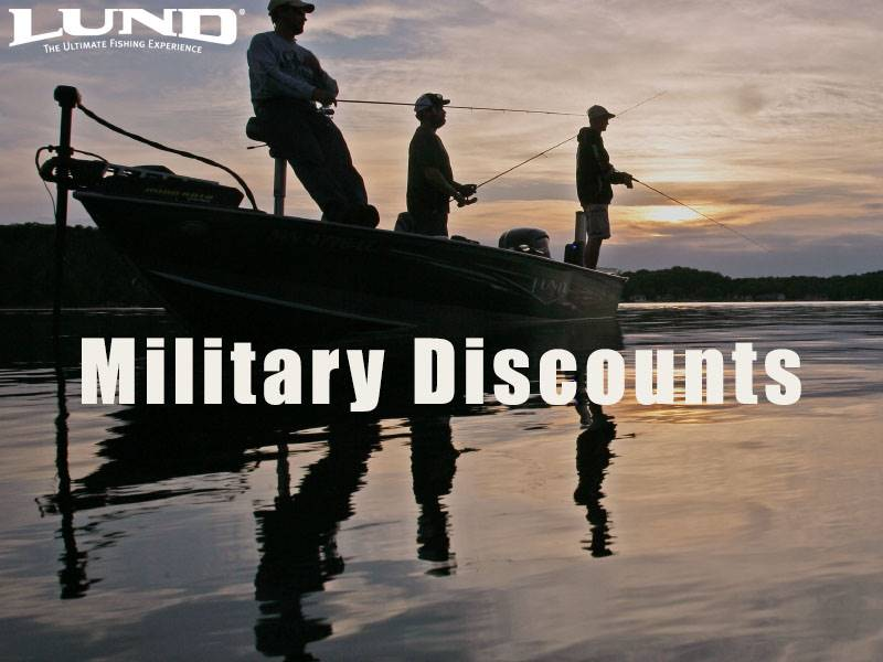 Lund - Military Discounts