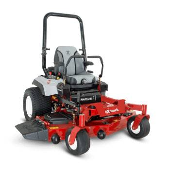 Exmark - $500 Rebate on Radius Mowers