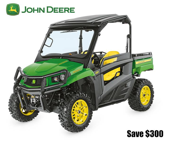John Deere - Save $300 on Mid-Size Gator