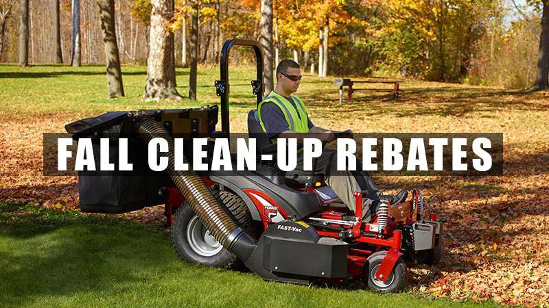 Ferris Industries - Fall Clean-Up Rebates