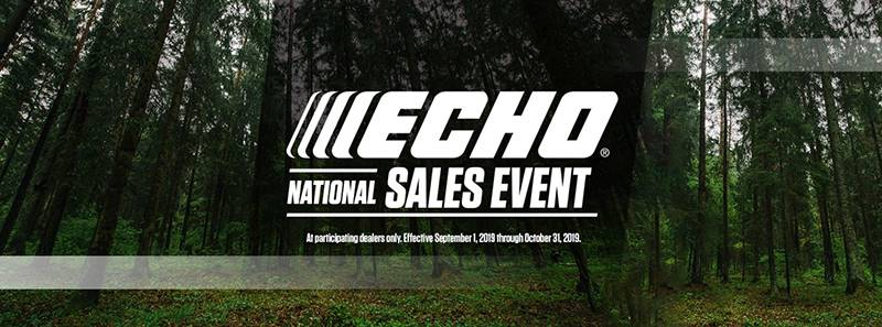 Echo - National Sales Event