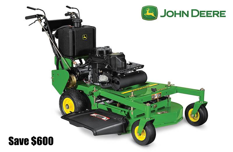 John Deere - Save $600 on WG Series