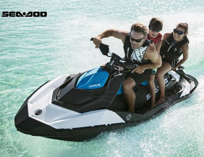 Sea-Doo - Yellow Tag Sale - Financing Offers