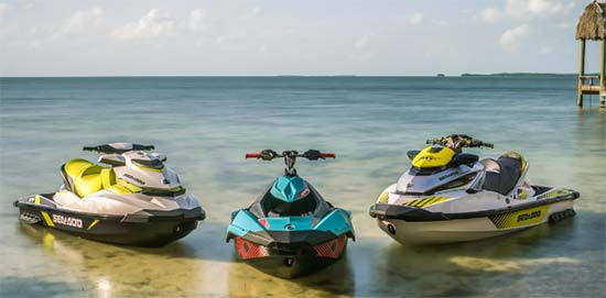 Sea-Doo Pre-Season Sales Event!