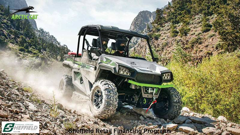 Arctic Cat - Sheffield Retail Financing Programs
