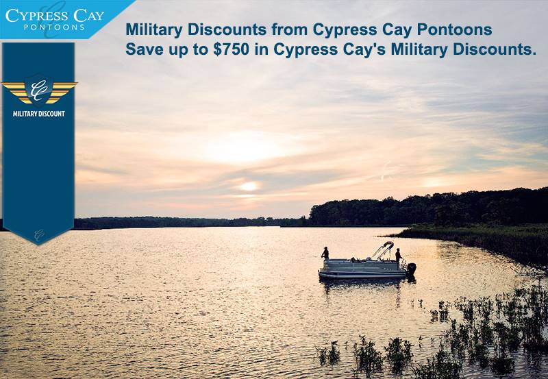 Cypress Cay - Military Discount