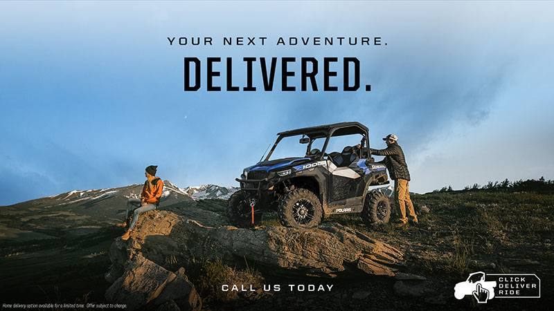 Polaris - Click. Deliver. Drive.