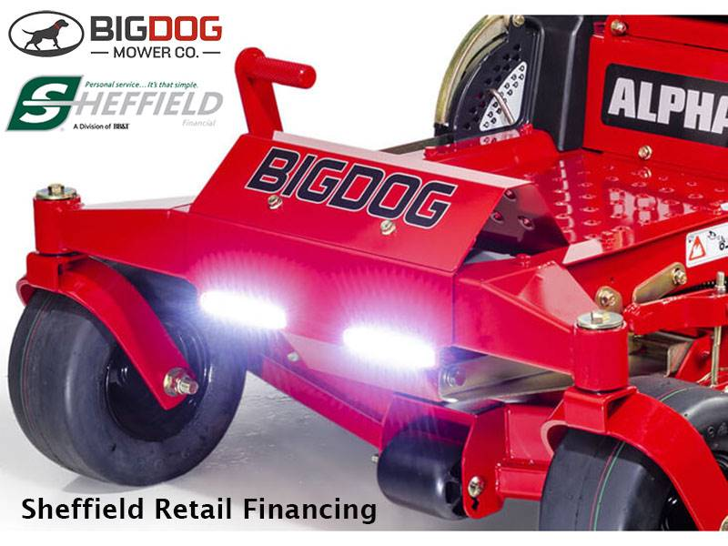 Big Dog Mowers - Sheffield Retail Financing