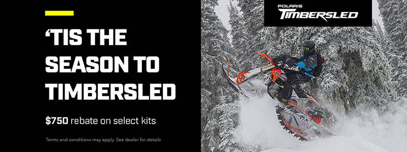 Timbersled Products Inc. Timbersled - Tis The Season To Timbersled