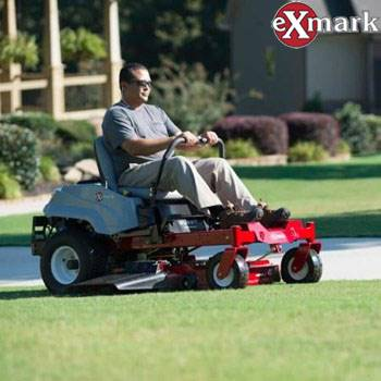 Exmark - $300 Instant Rebate on select 42 in. Quest E-Series Mowers