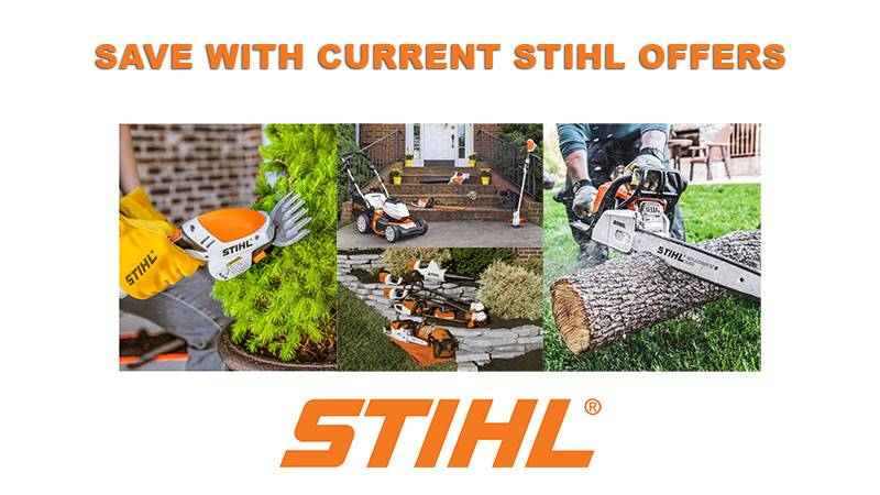 Stihl - Save With Current Offers