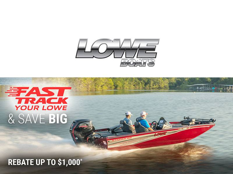 Lowe - Fast Track Your Lowe & Save Big - Rebate Up To $1,000*