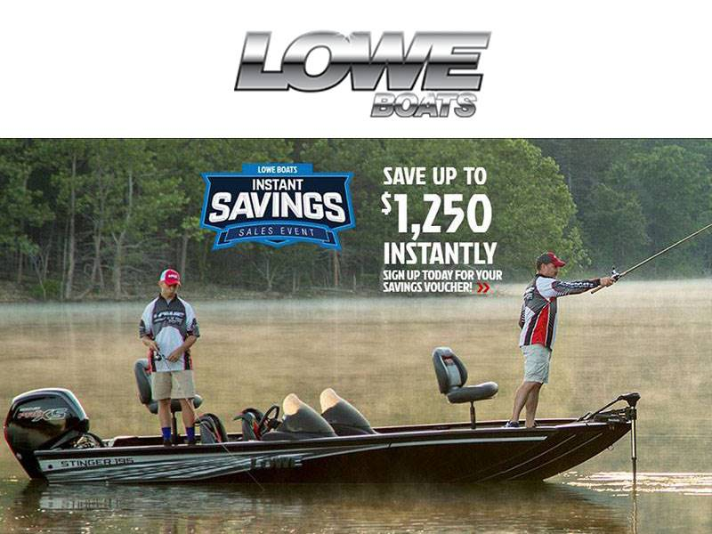 Lowe - Instant Savings Sales Event