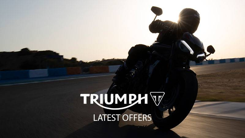 Triumph - Latest Offers