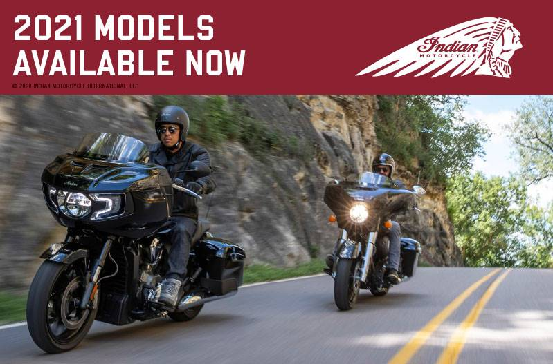 Indian - 2021 HeavyWeight Cruisers, Baggers and Touring Models