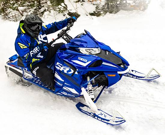 Yamaha Motor Corp., USA Yamaha - Snowmobiles 2015-2019 - Current Offers