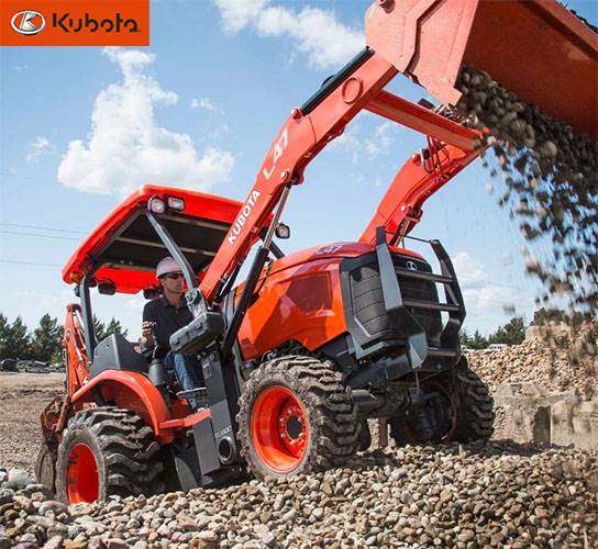 Kubota - TLB Tractors - New Purchase Special Offers