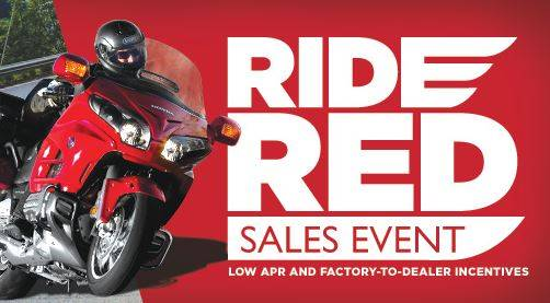 Honda - $750 in Factory to Dealer Incentives