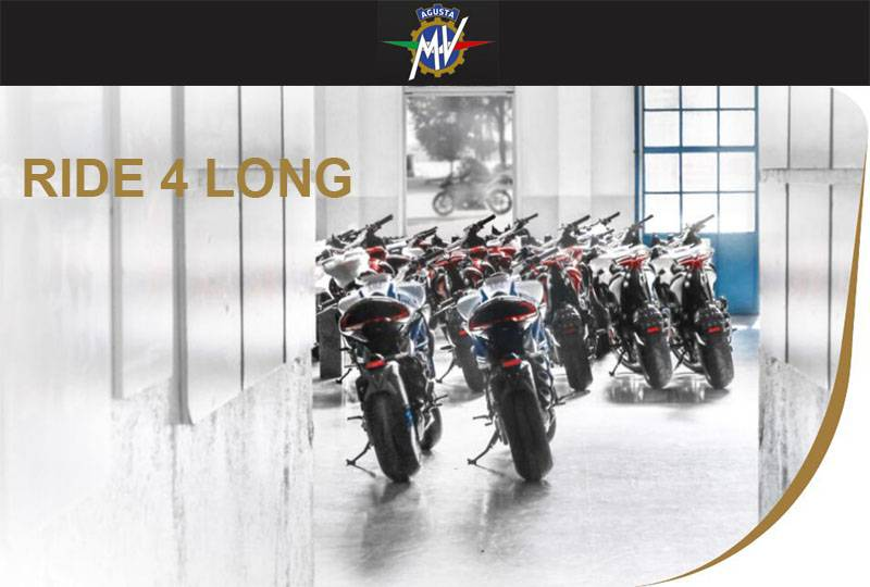 MV Agusta - Ride 4 Long