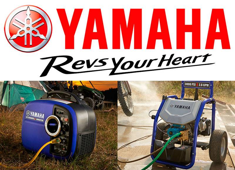 Yamaha Power Products - Current Offers and Financing