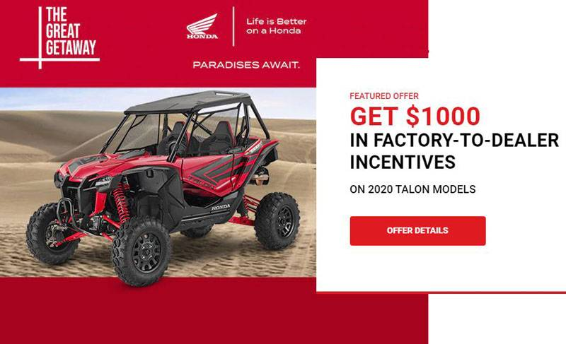 Honda - The Great Getaway